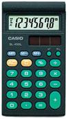 Casio-SL450L