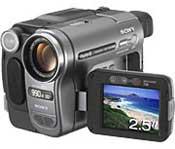 Sony-DCRTRV280
